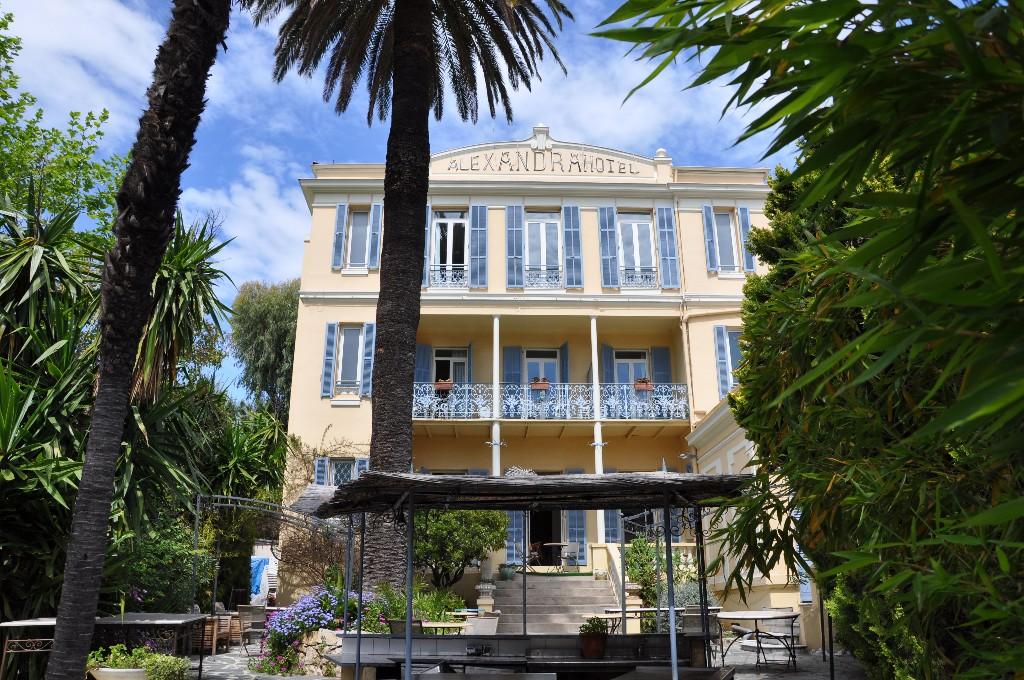 H tel alexandra site officiel de l 39 office de tourisme d for Moteur de recherche hotel