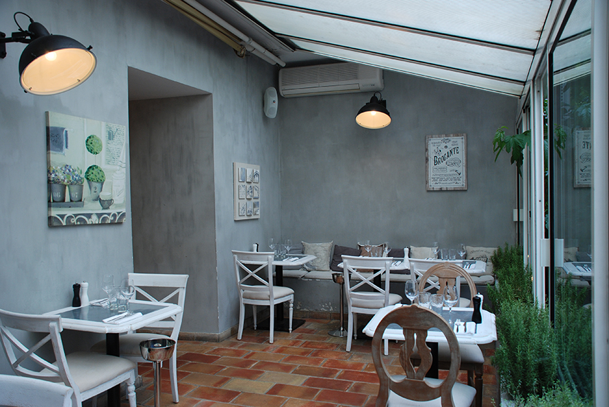 Le jardin site officiel de l 39 office de tourisme d for Restaurant antibes le jardin