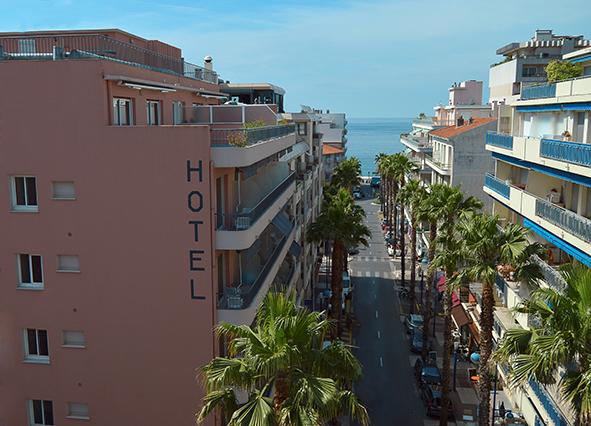 Hotel Best Western Hotel Astoria Juan Les Pins France