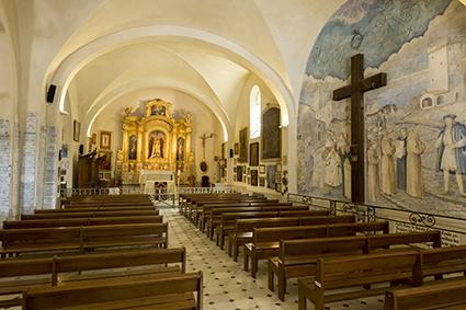 la chapelle de la.  Chapelle La Chapelle De La Garoupe Throughout Chapelle De M