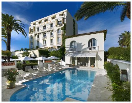 H tel juana site officiel de l 39 office de tourisme d for Boutique hotel juan les pins