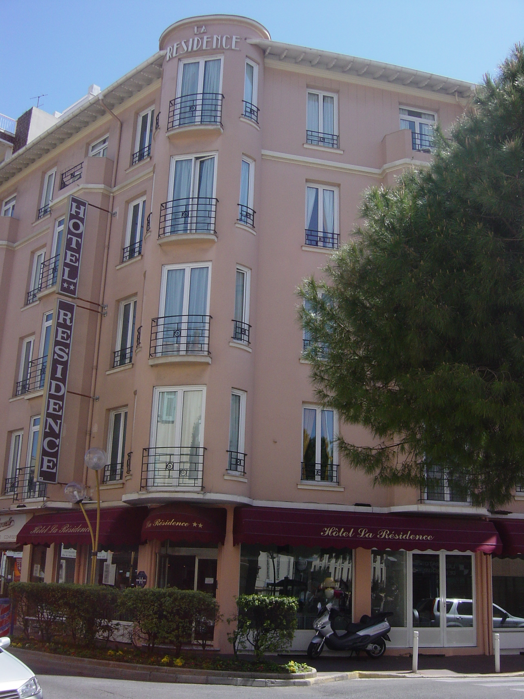 H tel la r sidence site officiel de l 39 office de tourisme for Moteur de recherche hotel