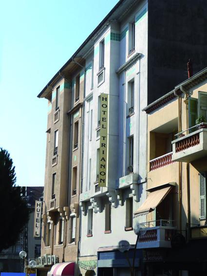 H U00f4tel Trianon