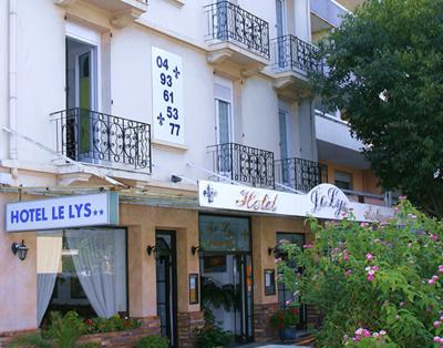 H tel le lys site officiel de l 39 office de tourisme d for Moteur de recherche hotel