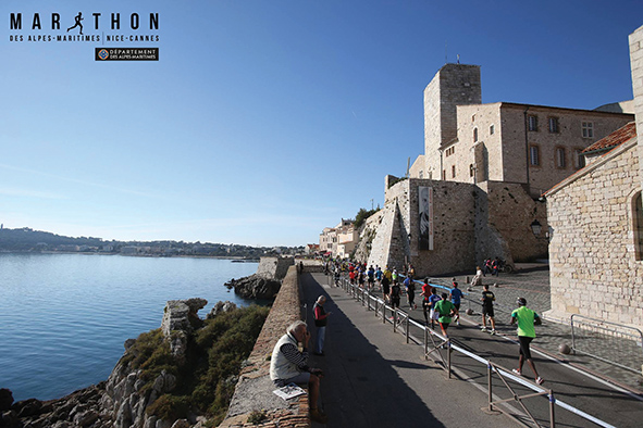 Marathon des alpes maritimes the official website of antibes