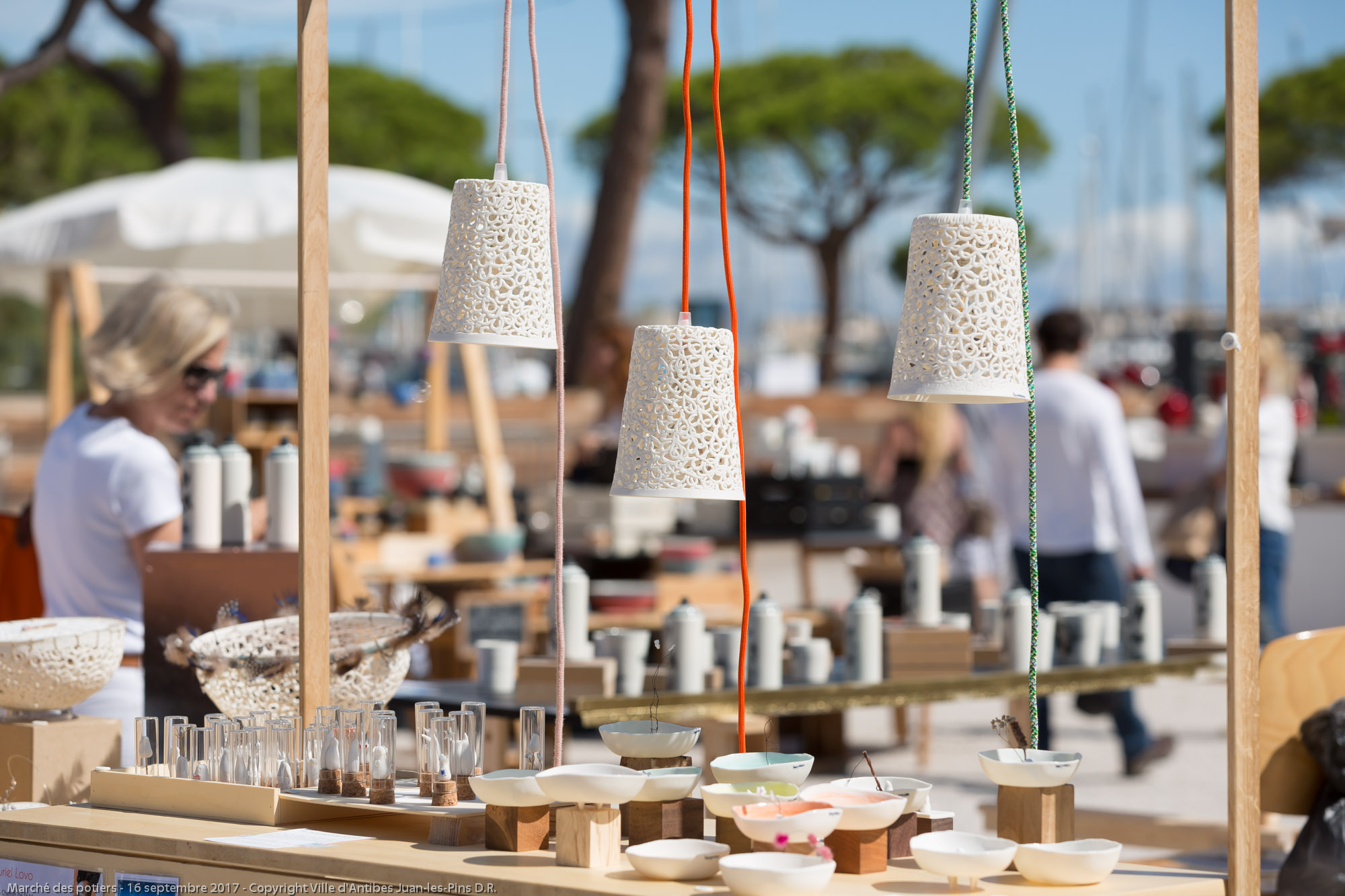 Ceramic market the official website of antibes juan les