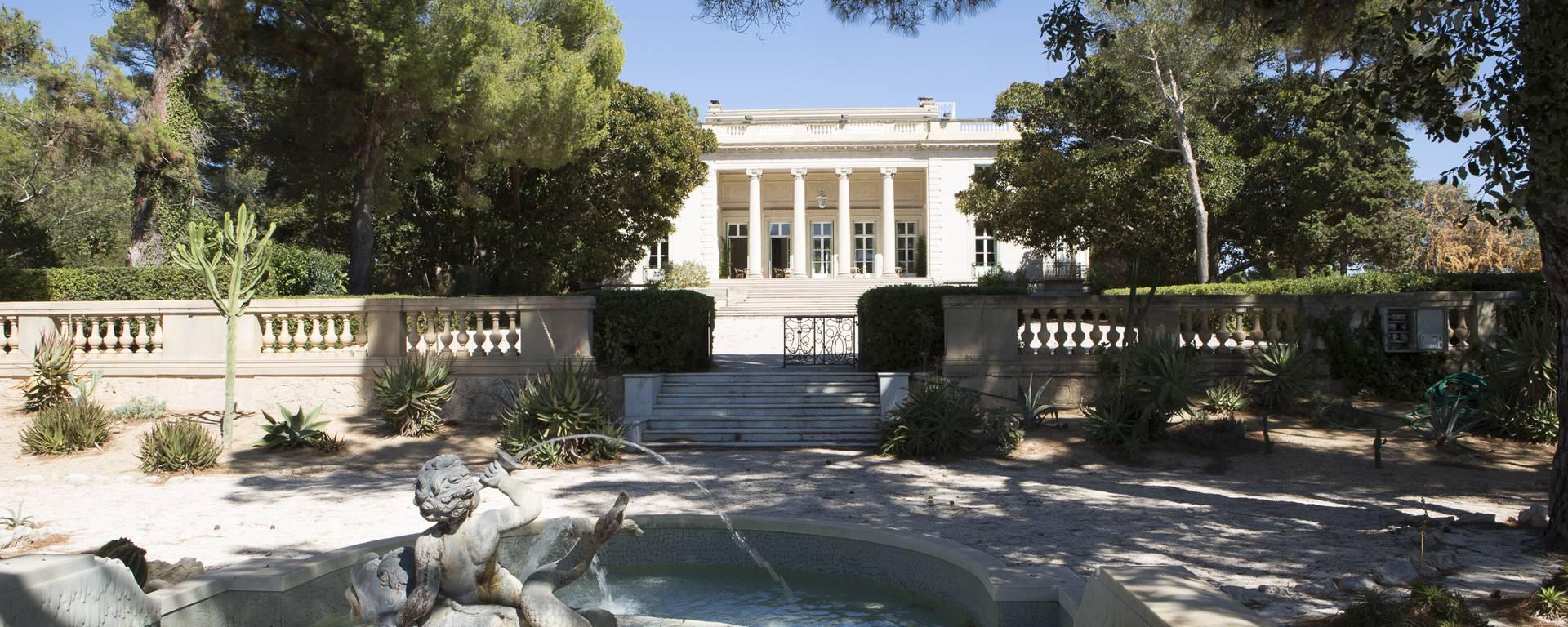 La Villa Eilenroc ©Mairie d'Antibes - J. Bayle