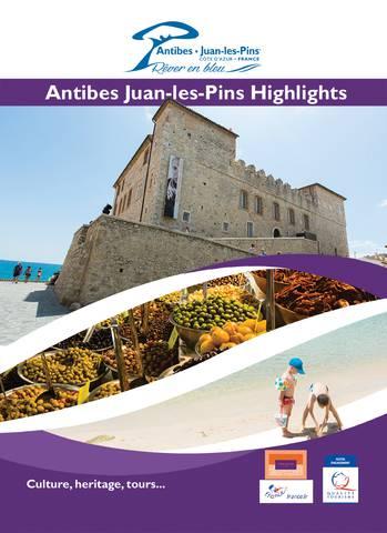 The highlights of Antibes Juan-les-Pins