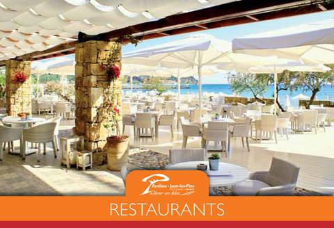 Restaurants d'Antibes Juan-les-Pins