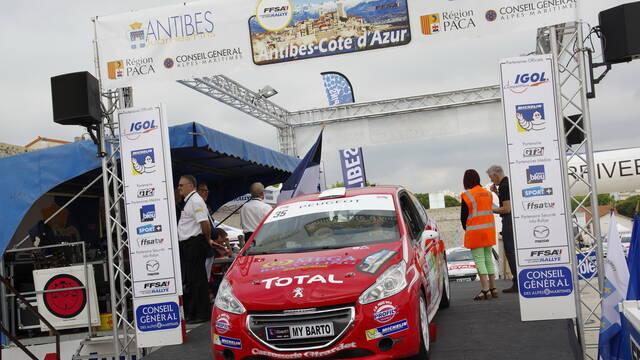 Rallye d'Antibes ©Karine BOURGAIN