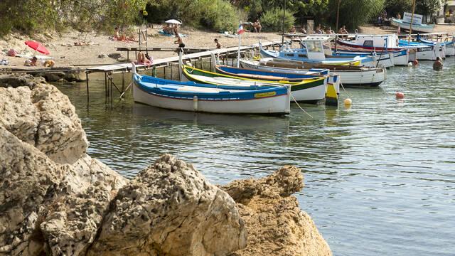 Porto Olivette Cap d'Antibes ©Office de Tourisme et des Congrès d'Antibes Juan-les-Pins - Gilles Lefrancq