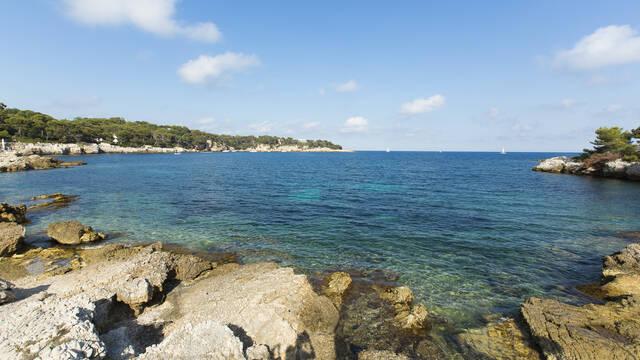 Cap d'Antibes - ©Office de Tourisme et des Congrès d'Antibes Juan-les-Pins - Gilles Lefrancq