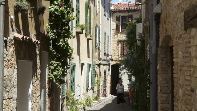 Antibes, old town ©Office de Tourisme et des Congrès d'Antibes Juan-les-Pins - Gilles Lefrancq