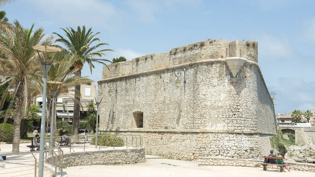 Antibes, le bastion St André ©Office de Tourisme et des Congrès d'Antibes Juan-les-Pins - Gilles Lefrancq