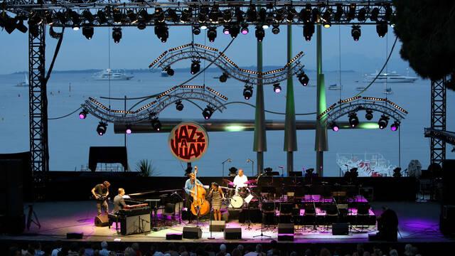 Jazz à Juan ©Office de tourisme d'Antibes Juan-les-Pins -Gilles Lefrancq