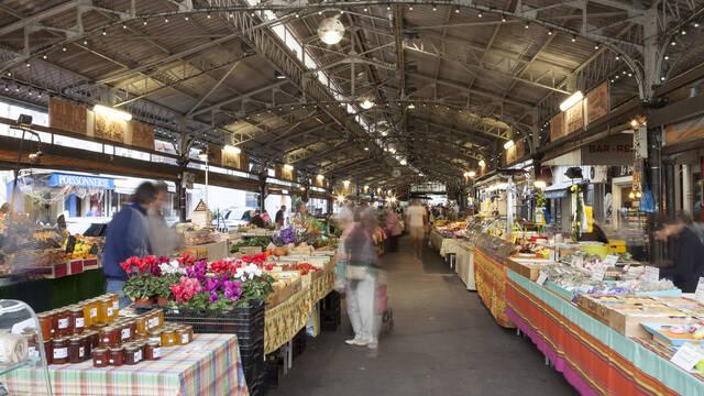 Provençal Market ©Mairie d'Antibes Juan-les-Pins, service communication - Julien Brosset