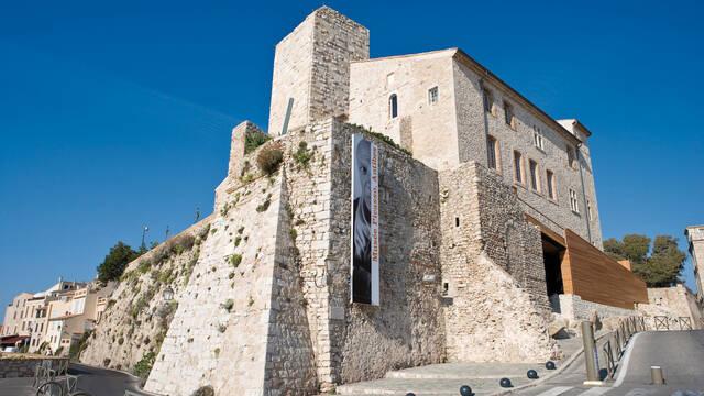 Musée Picasso ©Mairie d'Antibes Juan-les-Pins, service communication - F. Trotobas