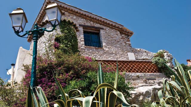 Villa Fontaine, Quartier du Safranier © F. Trotobas (Mairie d'Antibes JLP - service presse communication)