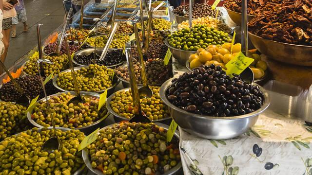 Olives de pays