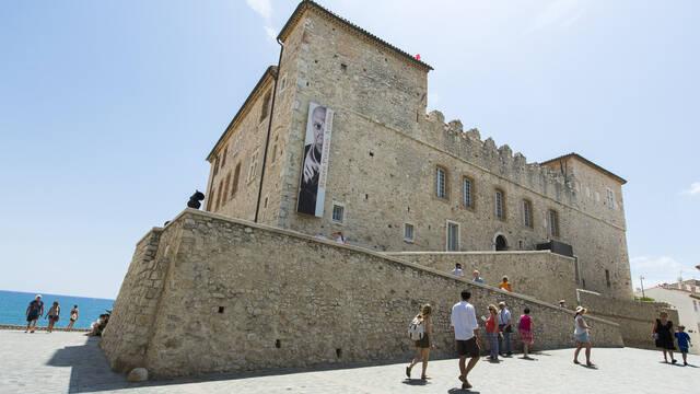 Grimaldi Castel, Picasso museum