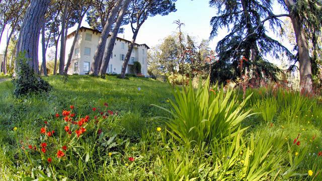 Giardino botanico villa Thuret ©Mairie d'Antibes