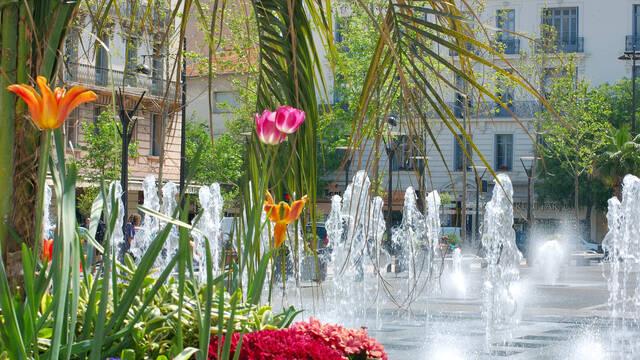 Place De Gaulle ©D. Vincendeau