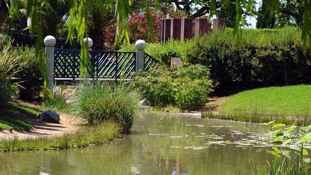 Il parco Exflora©F Trotobas