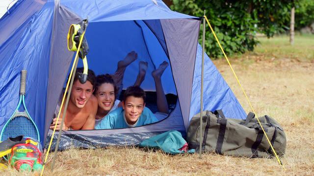 Camping©photostock