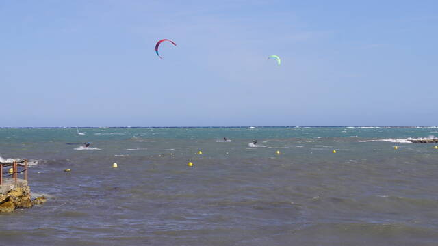 antibes kite surf