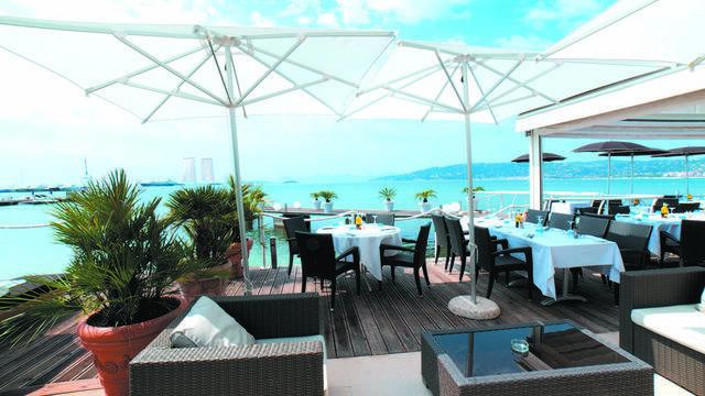 restaurant provençal beach