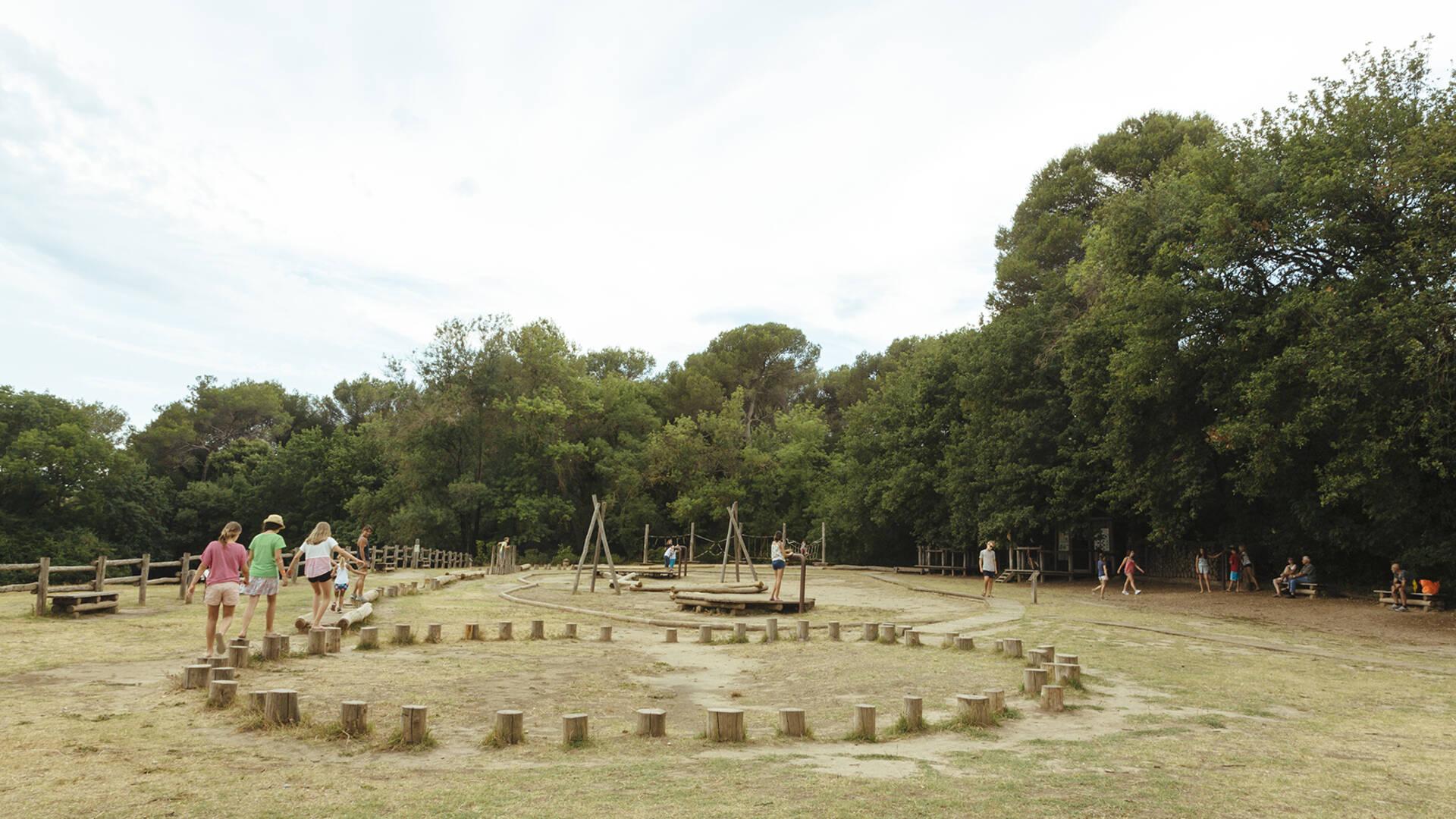 Vaugrenier Park ©Gilles Lefrancq