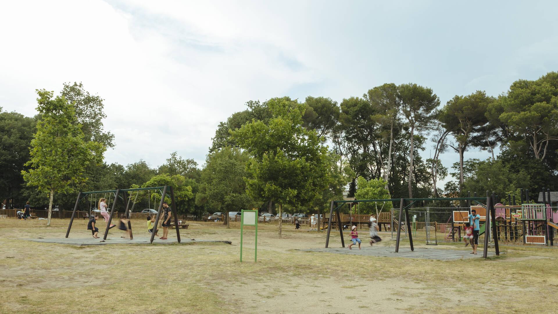 Il parco di Vaugrenier ©Gilles Lefrancq