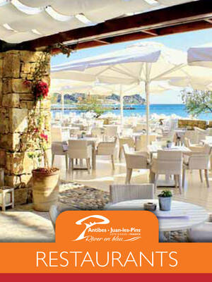 Restaurants and leisure of Antibes Juan-les-Pins