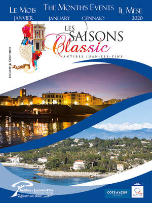 Il mese ad Antibes - Marzo