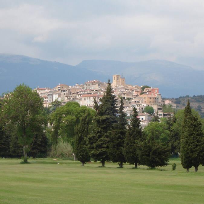 Biot - le village
