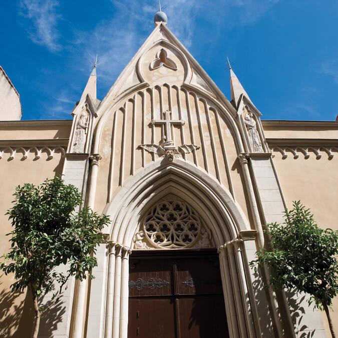 La chapelle Saint-Bernardin, esterno