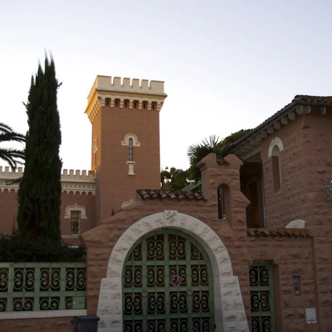 Villa La Vigie © OT Antibes JLP