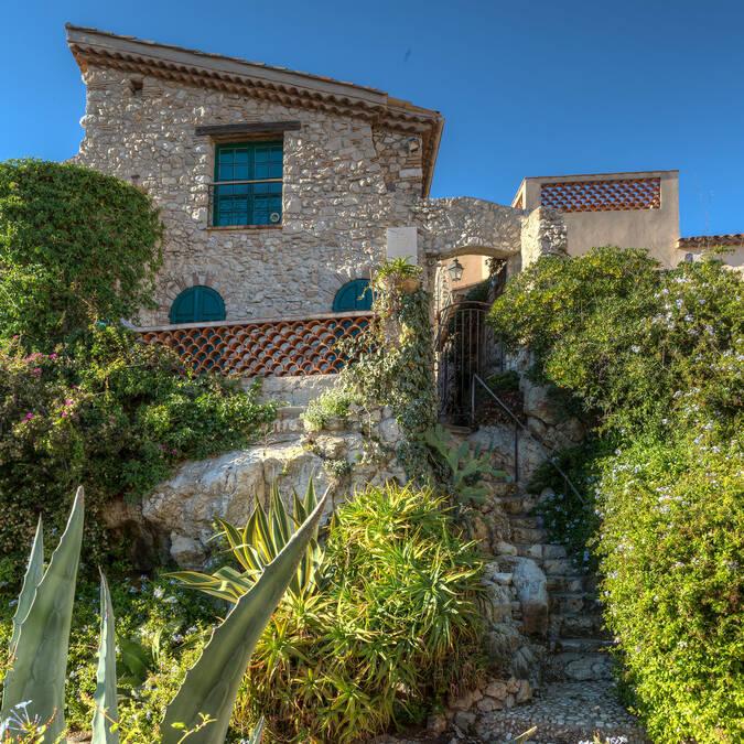 Le quartier du Safranier ©Mairie d'Antibes - J. Bayle