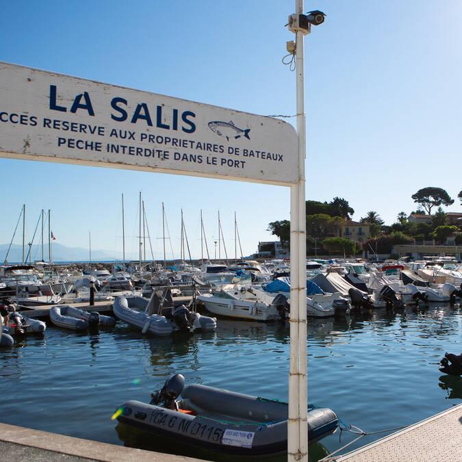 Le Port de la Salis ©J. Brosset